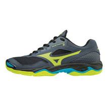 Mizuno WAVE PHANTOM 2 Men's Indoor Shoes Dark Gray Badminton NWT X1GA186047 - $79.03