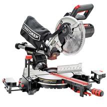 Craftsman 10 Inch Single Bevel Sliding Compound Miter Saw - $415.99