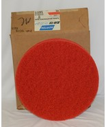 Norton 54277 Red 18 Inch Floor Maintenance Pads 5 pack Spray Buffing - $30.78