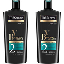2-New Tresemme Pro Collection Shampoo - Beauty-Full Volume Reverse Syste... - $21.99