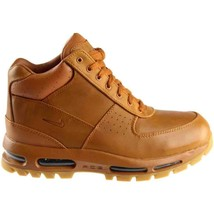 Nike Air Max Goadome Boots Tawny/Gum Light Brown ACG 865031 208 Mens Size 7.5 - $139.95