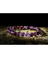 IRISH GODDESS of HEALTH LOVE DESIRE Super Seven Melody Talisman Bracelet... - $222.00