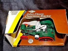John Deere Collector's Edition Overtime TractorAA18-JD0028 1990