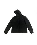 Nautica Men's Hooded Windbreaker, Black, XL - $59.39