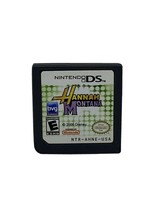 Nintendo DS Game Hanna Montana Cartridge Only. Tested Works Disney 2006 - $6.23