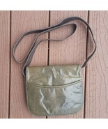 Vintage Maxima for Ted Lapidus Green Crossbody Bag - $30.00