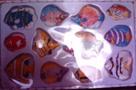 Tropical Fish Magnets image 3