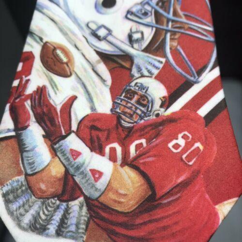 Arizona Cardinals NFL Football Neck Tie (Ralph Marlin & Co.) 1990