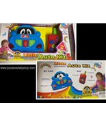 Baby Toy Little Electronic Auto Kit 24 Months+ Blue or Yellow 2 AA Batte... - $7.99