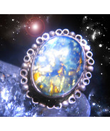 HAUNTED RING QUEEN WITCHS EXTREME WELLNESS PROTECTION BREW OOAK MAGICK M... - $5,077.77