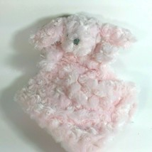 Blankets and Beyond Bunny Lovey Security Pink Swirls - $17.99