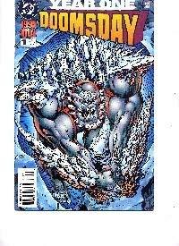 Doomsday Year One #1 Annual 1995 [Comic] [Jan 01, 1996] DC