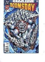 Doomsday Year One #1 Annual 1995 [Comic] [Jan 01, 1996] DC - £16.57 GBP