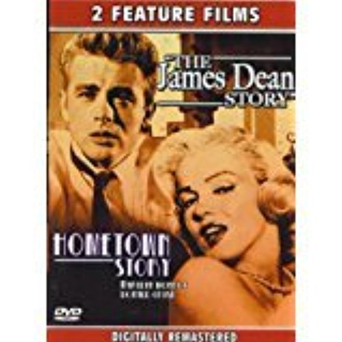 The James Dean Story & Hometown Story Double Billing Dvd