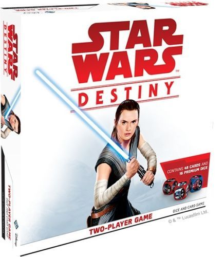 Star Wars Destiny: Two-Player Board Game [New]
