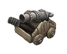 Spellcrow Game Accessories Cannon