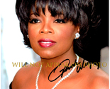 OPRAH WINFREY SIGNED AUTOGRAPHED 8X10 PHOTO w/ Certificate of Authenticity 626