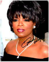 OPRAH WINFREY SIGNED AUTOGRAPHED 8X10 PHOTO w/ Certificate of Authentici... - $65.00