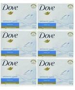 Dove Soap Exfollacion Suave Beauty Bar 135g (Pack of 6) - $9.99
