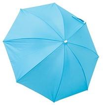 Rio Brands Beach Clamp-On Umbrella - Turquoise - $17.50 CAD
