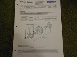 1992 93 94 95 1996 Mazda 929 Service Bulletins Service Repair Shop Manual OEM - $12.58