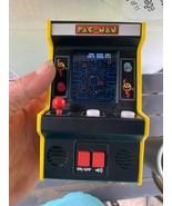 Pac-Man Handheld Video Arcade Game Console Bandai Namco - $15.00