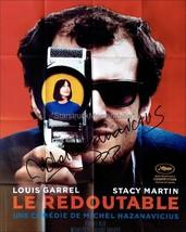 Michel Hazanavicius *Director, Redoubtable, The Artist* Hand Signed 10x8... - $30.00