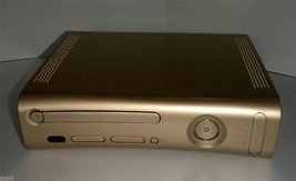 XCM FULL CASE FOR XBOX 360 CHAMPAGNE GOLD - $47.50
