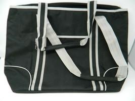 Picnic At Ascot Extra LARGE Insulated Cooler Bag Granite Black grey line... - $566,19 MXN
