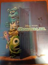 Disney Pixar Monsters Inc [Best Buy Exclusive Steelbook] (Blu-ray/DVD)