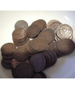 Roll of 50 Indian Head Cents Better Condition - $125.00