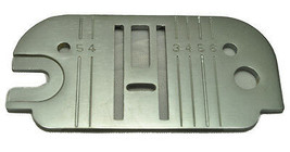 Sewing Machine Throat Plate / Needle Plate 312391 Designed To Fit Singer - $9.40