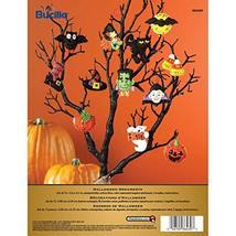 Bucilla Halloween Felt Applique Ornaments Kit (Size 2 2.5-Inch), Set of ... - $21.00