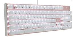 Qsenn ARES-Q150 Korean English Gaming Keyboard Brown Switch USB Wired LED image 1