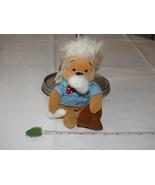 "Winnie the Pooh Disney Store mini Bean bag professor 8"" Halloween costum... - $24.74"