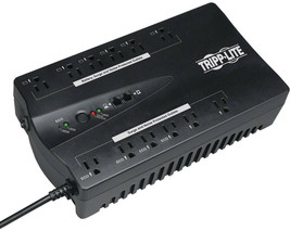 Tripp Lite Surge Protector UPS 8-Outlet 120-Volt/600VA Phone/Data Protection - $170.04