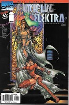Witchblade / Elektra Comic Book #1 Marvel/Top Cow 1997 Near Mint New Unread - $3.99