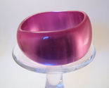 Bangle lucite pink thumb155 crop