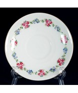 Birks Rawlins & Co China Saucer 1804A Hand Painted Stoke on Trent - $5.00