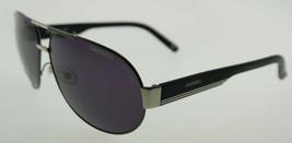 Carrera 11 Dark Ruthenium Palladium / Brown Gray Sunglasses 11/S OE3 - $97.51
