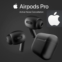 Apple AirPods Pro Black with Wireless Charging Case, Brand New Limited Stock - $159.00