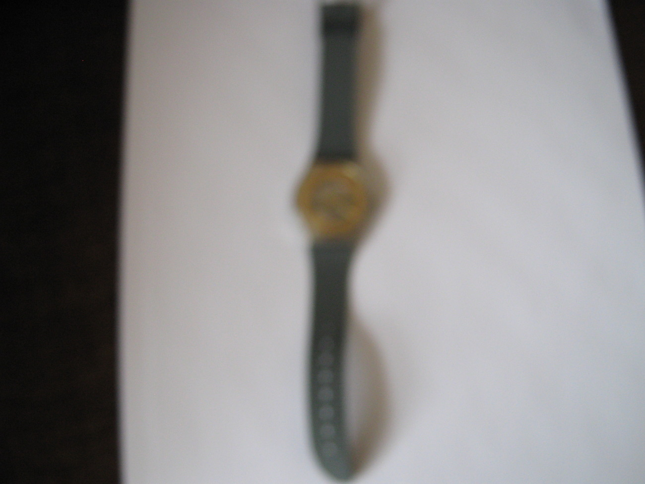 "Primary image for VINTAGE SWATCH  , Watch , ""GOLDEN SPHERE"" , 1988"