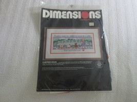 1985 Dimensions A MOTHER HOLDS...Counted Cross Stitch SEALED Kit #2292--... - $9.90