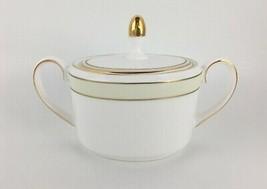 Wedgwood Vera Wang Champagne Duchesse Sugar bowl & lid - $90.00