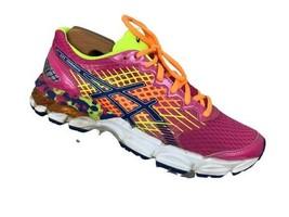 Asics Gel Nimbus 17 Womens Size 6.5 Pink Running Shoes Sneakers - $27.66