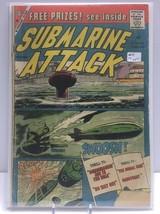 Submarine Attack #19 ( Low Grade FR )1959 Charlton Comic - $5.65