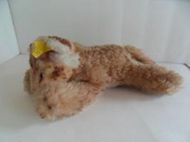 Steiff lion baby button/flag stuffed animal 2229 - $46.54