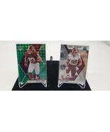 Lot Of 2 2020 Mosaic Washinton Football Chase Young Green Mosaic & NFL D... - $58.12