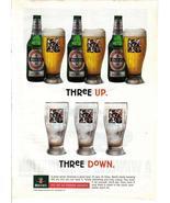 Becks Beer Full Page Advertising Print Ad - Original - $3.50