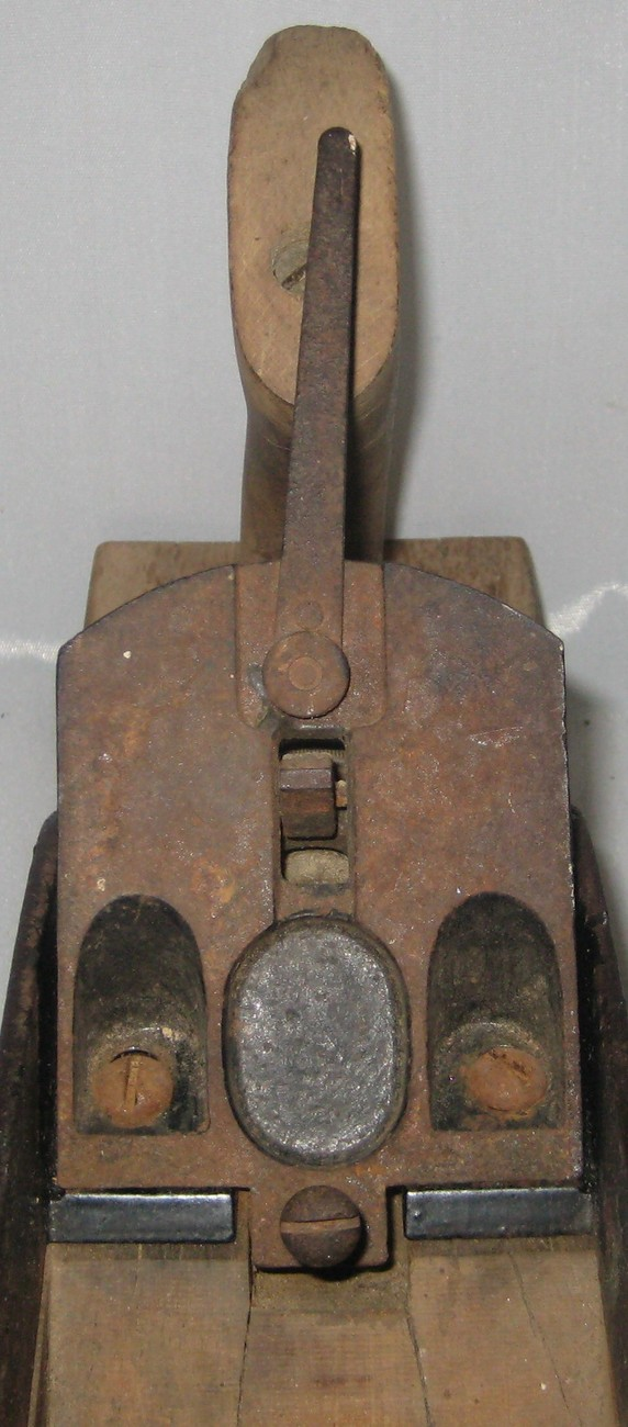 "Vintage Bailey Planer 12"" Has Hump & Missing Some Parts"